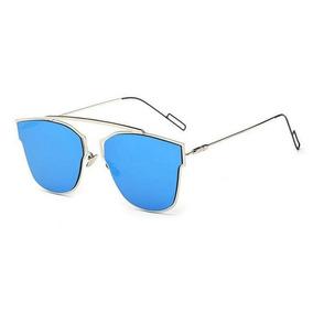 aa256f2a42543 Oculos Masculino Estilo Do Neymar Cor Azul De Sol - Óculos no ...