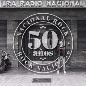 Lp Nacional Rock 50 Años Del Rock Nacional - Vinilo
