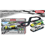 Autorama Conjunto Completo Carrera 1:32 Analog Audi/mercedes