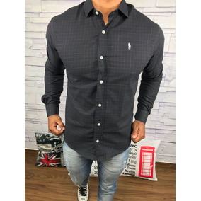 Camisa Socialde Botão Masculina Fred Perry, Sergio K