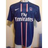 Camiseta Psg Francia 2012 2013 Beckham #32 Inglaterra L- Xl