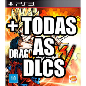 Dragon Ball Xenoverse + Todas Dlcs Código Psn Original Ps3