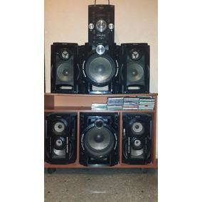 Equipo De Sonido Panasonic Modelo Sa-akx92