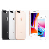 Iphone 8 Plus 64gb Caja Sellada. +film Protector De Regal