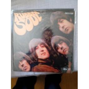 **lp Vinil**the Beatles **rubber Soul Rockband Mix**