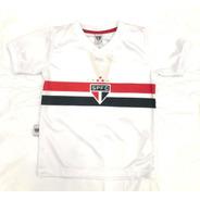 Camisa São Paulo Infantil Licenciada Oficial Revedor Sp0365