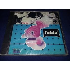 Fobia Cd Leche Edición 1993 Disco Nuevo