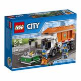 Lego City 60118 Camión Recolector De Basura - Giro Didáctico