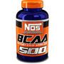 Suplementos Musculares Bcaa Nos 500mg 120 Tabletes