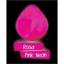 Coloração Rosa Pink Neon Exotic Colors - Máscara Tonalizante