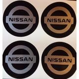 Adesivos Para Centro De Llantas Nissan Terrano