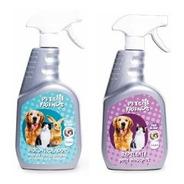 Eliminador De Olores Desinfectante Y Repelente Gatos Perro