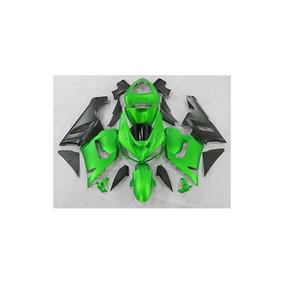 Moto Onfire Verde / Negro Abs Moldes De Inyección De Plástic