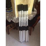 Porta Mopas En Aluminio Color Blanco Para Lanchas Y Yates