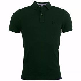 Playera Polo Custom Fit Hombre Tommy Hilfiger To127