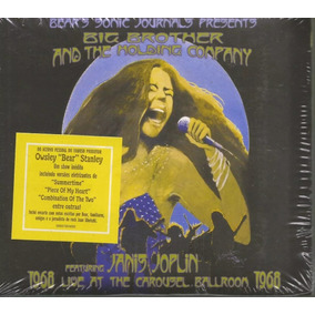 Janis Joplin Live At The Carousel Ballroon 1968 Cd Original