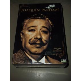 Joaquin Pardave 5 Peliculas En Dvd, Cine Mexicano De Los 60s