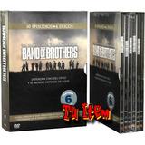 Band Of Brothers Dvd Boxset Original Nuevo