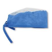 Gorro Cirujano Desechable  Talla Única Azul (5 Unidades)