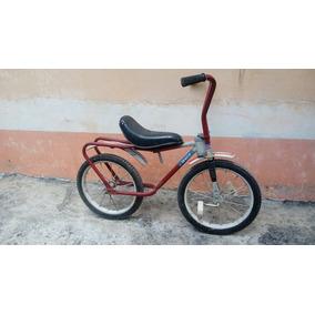 Bicicleta Triciclo Antigua Años 70