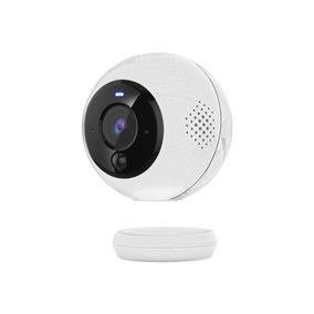 Camara De Seguridad Orbit Negro Blanco A Movil