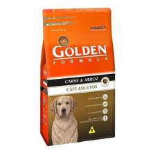 Ração Golden Formula Premium Especial Cachorro Adulto Raça Média/grande Carne/arroz 15kg