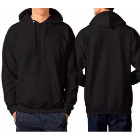 Blusa Agasalho De Frio Moleton Com Capuz Masculina