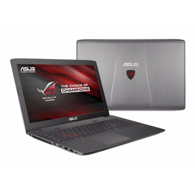Asus Rog-gl752vw 17.3 Gamer I7 16gb 128gb-ssd 1tb 4gb Vídeo