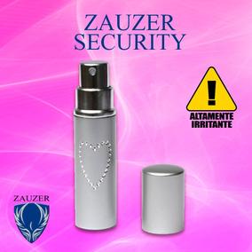 Gas Pimienta Tipo Labial Para Defensa Personal