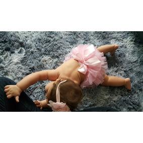 Tutú Bebé Bloomer Con Diadema, Sesión De Fotos, Envío Gratis
