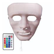 Máscara Facial Led + Ácido Hialurónico - Gtia. 1 Año Digilan