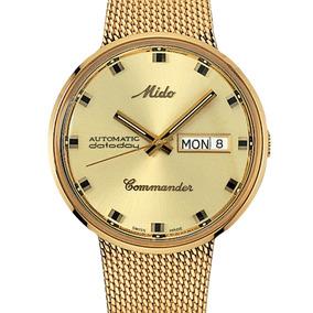 Reloj Mido M842932213 Hombre Commander