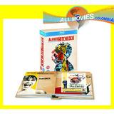 Colección Alfred Hitchcock Blu-ray 14 Películas Libro