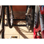 Suporte Expositor Bicicletario Modular De Chao P/ 02 Bikes