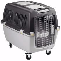 Caixa Transporte Para Cães Gulliver 5 Serve P/ Avião