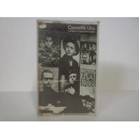 Depeche Mode 101 Kct Cassete Cinta Tape Record 1 3 Bonustrak