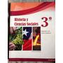 Libro Historia Y Ciencias Sociales 3medio Pearson