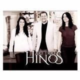 Cd Duplo Art Trio Hinos Cantado Playback Novo Tempo