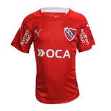 Camiseta Puma Titular De Juego 2016/17 Cai - Infantil