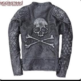 Jaqueta Couro Mike Ronny Est. Harley Davidson Exclusiva !!