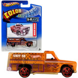 Hot Wheels Rescue Ranger Camión Cambia Color Shifters Mrtoy
