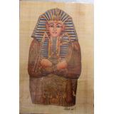 Papiro Original De Egipto, Tamaño 30x21 Cms