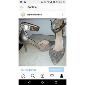 Tacones Zapatos Altos Aishop Talla 38