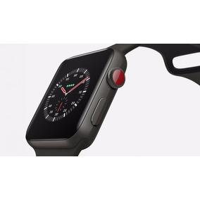 Apple Watch Series 3 Gps 38mm Pulseira Esporte Preto