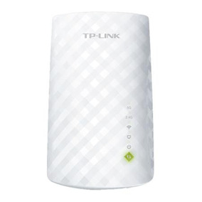 Repetidor Wireless Tp-link Ac750 Branco Dual Band 750mbps