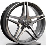Kit X 4 Llantas Mercedes Benz C63 R20x8 + Cuotas