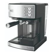 Cafetera Oster Espreso Em6603ss 15bares Silver !