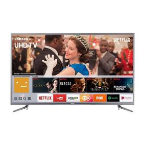 Smart Tv Led 49 Polegadas Samsung 49mu6120 Ultra Hd 4k 3 Hdm