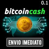 Bitcoin Cash 0.1 Bch Comprar Barato Envio Imediato Rápido