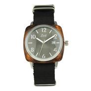 Reloj Zeit Hombre Tela - Cb00017104